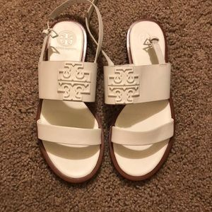 Brand new Tory Burch sandals